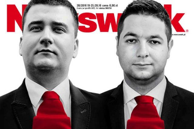 """""""Newsweek Polska"""" opisuje jak Patryk Jaki rządzi Opolem."""