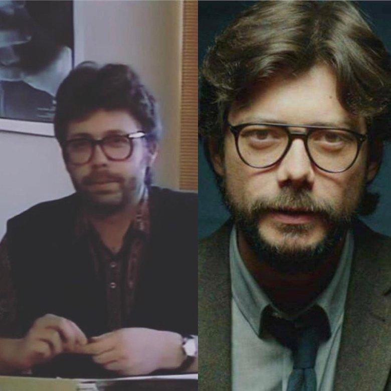 Tomasz Raczek czy El Profesor? Poznajecie, który jest który?