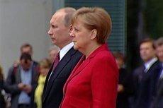 Niemieckie władze zdecydowały się uznać rosyjskich dyplomatów za osoby niepożądane. Rosja zapowiada odpowiedź na wydalenie swoich dyplomatów.