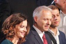 Jacek Żalek i Justyna Żalek mają ambicie polityczne, ale tylko żonie posła PiS powiodło się w tegorocznych wyborach samorządowych.