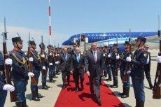 Oficjalna strona prezydenta Azerbejdżanu.