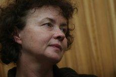 Joanna Szczepkowska pomogła wycieńczonemu mężczyźnie na ulicy. Nie chcieli tego zrobić pracownicy pogotowia.