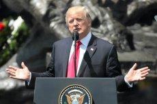 Donald Trump pomylił stany, gratulując zwycięzcom tegorocznej ligi futbolu amerykańskiego, drużynie Kansas City.