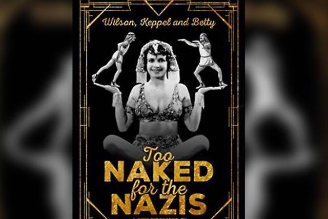"""""""Zbyt nadzy dla nazistów"""", czyli książka z najdziwniejszym tytułem tego roku"""