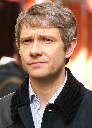 Martin Freeman jako Watson w serialu Sherlock