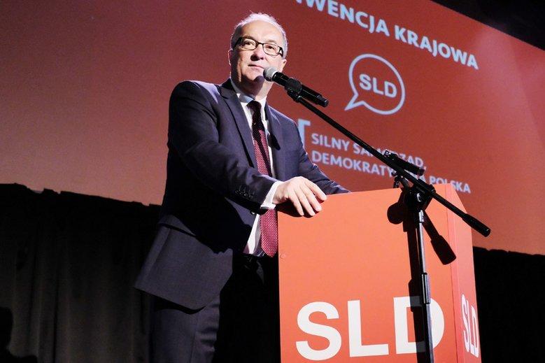 Włodzimierz Czarzasty krytycznie o działaniach prezydenta Dudy i dlaczego SLD nie ma w Koalicji Obywatelskiej Grzegorza Schetyny.