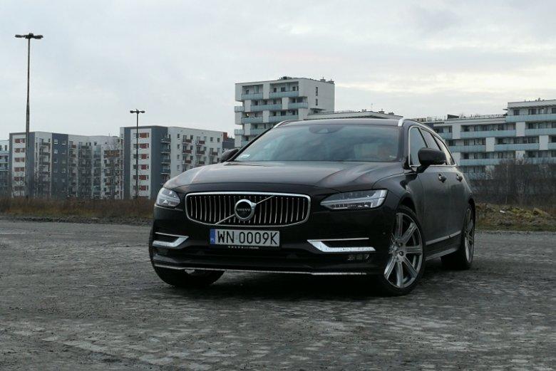 V90 to kolejny model z nowej generacji samochodów Volvo.