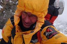 Denis Urubko na K2.