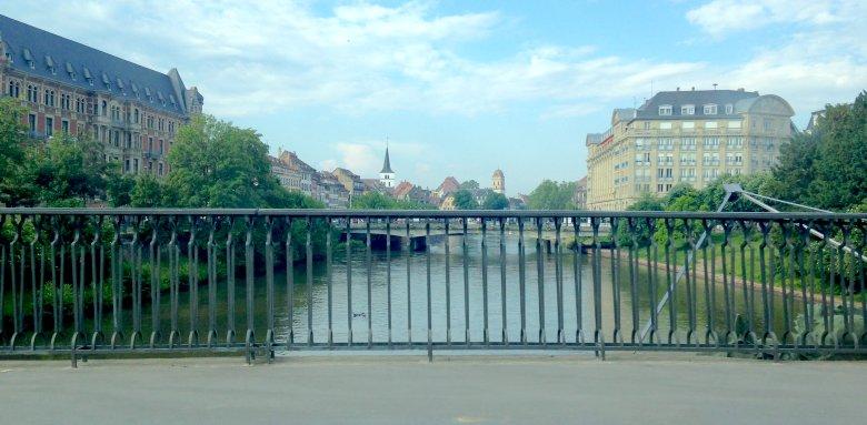 Strasburg, 2016