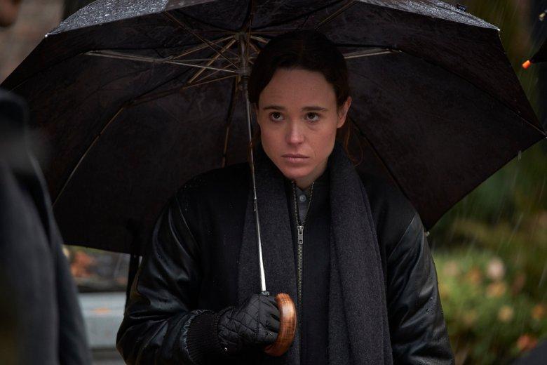 """Jedną z głównych ról gra Ellen Page (""""Juno"""")"""