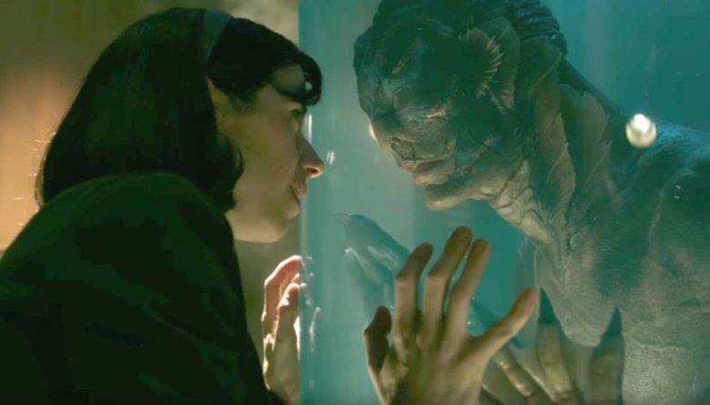 """""""Kształt wody"""", reż. Guillermo del Toro"""