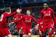 Zawodnicy Liverpoolu dokonali niemożliwego i pokonali Barcelonę4:0.