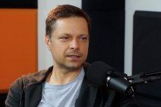 """Marek Sekielski, producent filmu """"Zabawa w chowanego"""""""