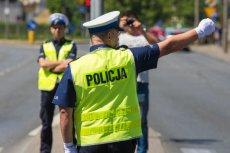 Policjanci rozpoczęli właśnie ogólnopolski protest.