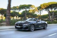BMW serii 8 od teraz dostępne będzie w wersji cabrio.