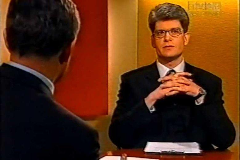 Wywiad Piotra Gembarowskiego z Marianem Krzaklewskim z 2000 roku