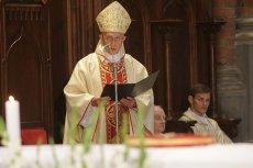 Arcybiskup Tadeusz Wojda zaatakował marsz LGBT.