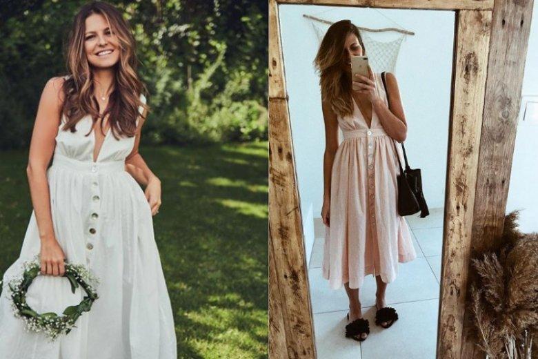 6db4971a70 Biała sukienka polskiej marki Bohemi Soul. Gdzie kupić podobną ...