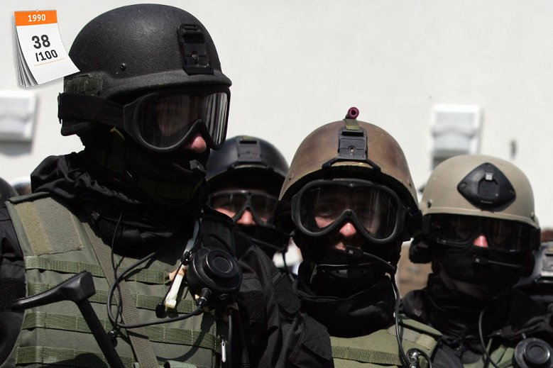 GROM (jednostka wojskowa 2305) to elitarna i specjalna jednostka wojskowa wyspecjalizowana m,in. w działaniach antyterrorystycznych. W swojej kategorii jest uważana za jedną z najlepszych na świecie