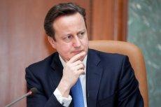 David Cameron spotka się dziś z premier Ewą Kopacz.