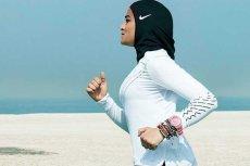 Nike wprowadza na rynek muzułmański stroje sportowe z hidżabem.