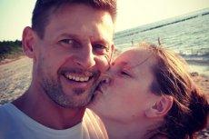 Michał Wójcik pomaga swojej żonie Jani w walce z nowotworem
