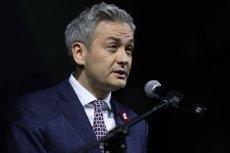 Robert Biedroń zapowiada ogłoszenie politycznego transferu.