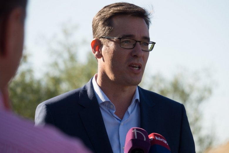 Gergely Karácsony został merem Budapesztu. Pokonał kandydata Fideszu Viktora Orbana.