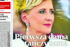"""""""Gazeta Wyborcza"""" wywołała oburzenie tekstem o Agacie Dudzie"""