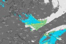 Wydano ostrzeżenia przed intensywnymi opadami śniegu, zwłaszcza na południu Polski.