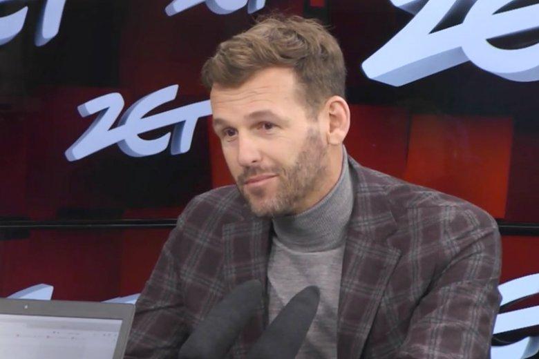 """Mateusz Kusznierewicz w Radiu Zet o swoim poparciu dla PO: """"To był błąd""""."""