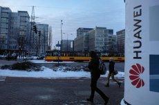 Informacja o zatrzymaniu przez ABW dyrektora z polskiego oddziału Huawei dotarła już do Chin...