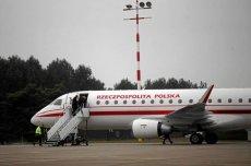 Samolot uległ awarii.