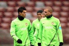 Koledzy z Realu i reprezentacji, Ronaldo i Pepe, teraz im obu puszczają nerwy