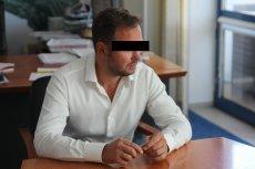 """""""Płakał, kiedy zakładano mu kajdanki"""". Ujawniono kulisy zatrzymania burmistrza dzielnicy Włochy Artura W."""
