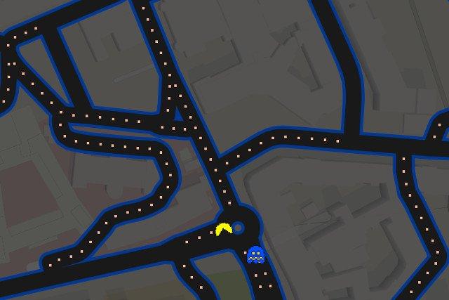 W Pac-Mana można grać między innymi na ulicach Warszawy