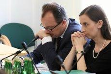 Sylwia Spurek zrezygnowała z pracy w biurze RPO i planuje zając się polityką. Jej partner jest ważną osobą w Wiośnie Roberta Biedronia.