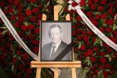 Pogrzeb Jana Szyszki w Starej Miłośnie.