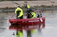 Strażacy wciąż poszukują mężczyzny, który wypadł z łódki w okolicy Starego Kostrzynka (woj. zachodniopomorskie). Zdjęcie poglądowe.