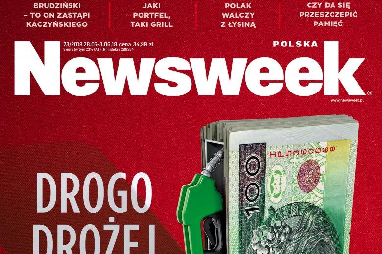 """W najnowszym wydaniu """"Newsweeka"""" przeczytamy m.in. o prawdziwej twarzy Joachima Brudzińskiego."""