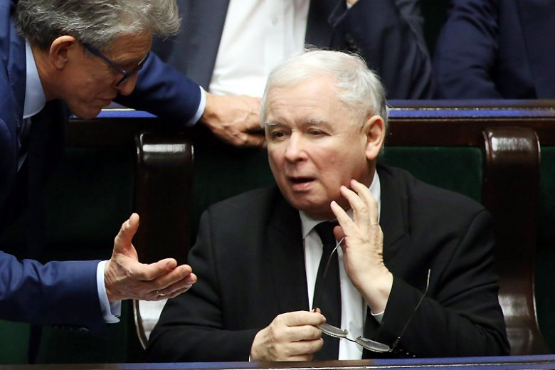 – Jesteśmy ludzkimi panami, bo jesteśmy panami, w przeciwieństwie do niektórych – oznajmił w Sejmie prezes PiS Jarosław Kaczyński.