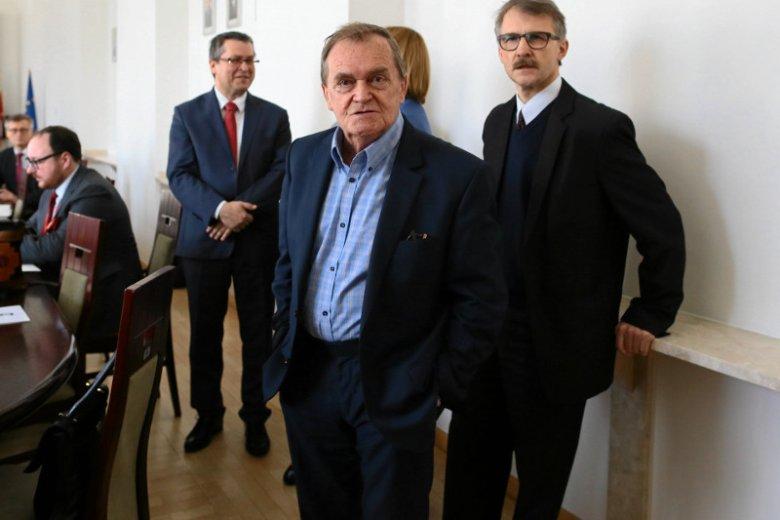 Według sędziego Johanna, prof. Gersdorf nie jest już prezesem SN.