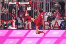 Przyjęcie Roberta Lewandowskiego z meczu Bayern – BVB.