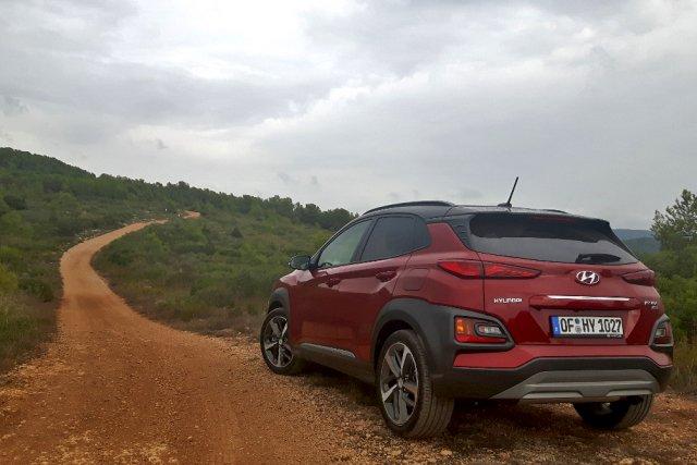 Hyundai KONA to nowa propozycja w segmencie SUV.