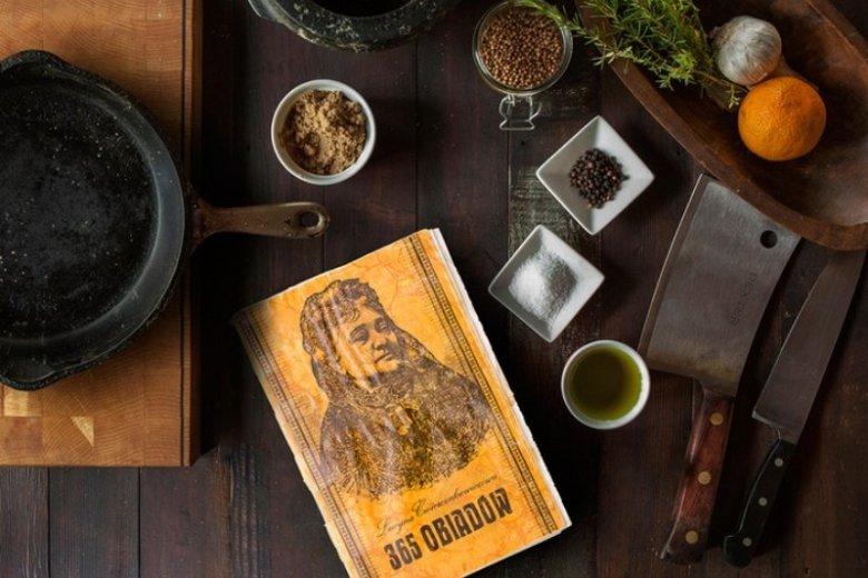"""""""365 obiadów"""" to książka, która dziś ma status kultowej. Właśnie wydano kolejną reedycję"""