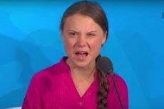 16-letnia Greta Thunberg stała się obiektem ataku prawicy - nie tylko polskiej.