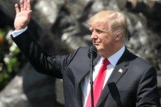 Donald Trump monitoruje sytuację związaną z huraganem Dorian ze swojej letniej rezydencji w Camp David.