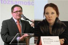 Tomasz Terlikowski i Katarzyna Bratkowska w minionym roku podgrzewali dyskusję o aborcji