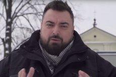 Były duchowny domaga się potępienia i surowego ukarania Marka Sekielskiego.
