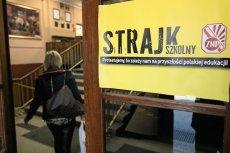 Przedsiębiorca ze Starogardu Gdańskiego w obraźliwy sposób zaatakował strajkujących nauczycieli.